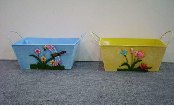 Blumerntopf / planting pot